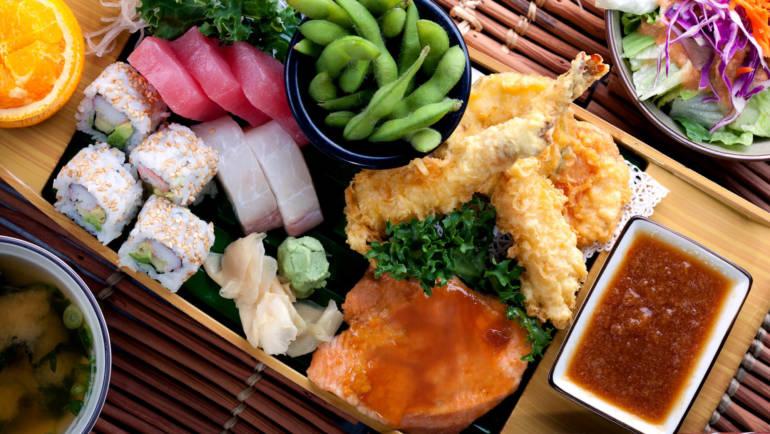 Arcadia Chamber tastes the new Express Lunch from Benihana