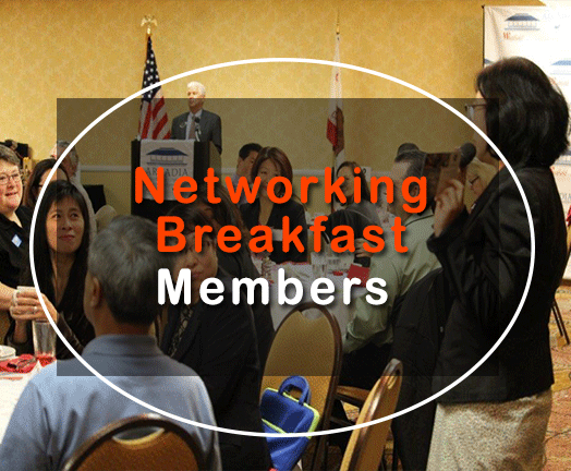Networking Breakfast Tickets Members