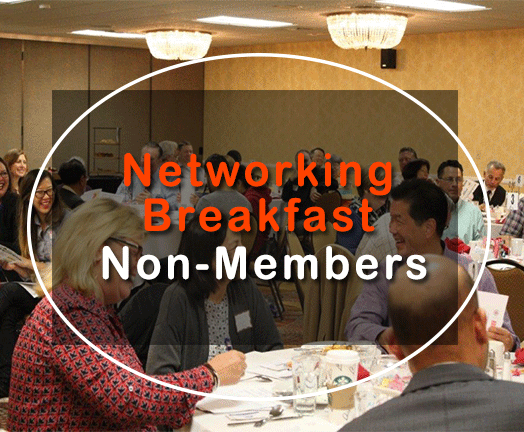 Networking Breakfast Tickets Non-Members
