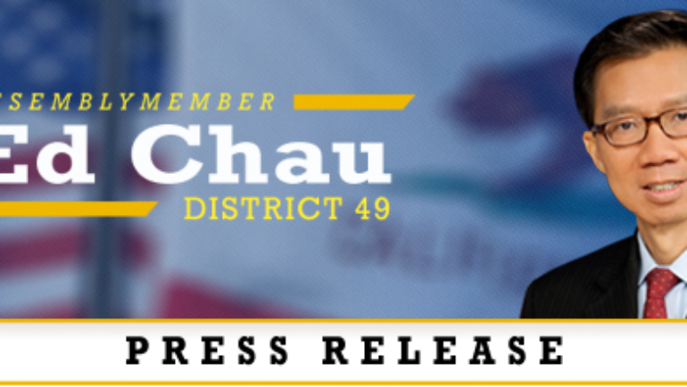 Assemblymember Chau statement on Governor's budget proposal