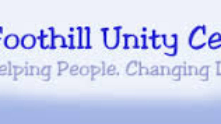 Foothill Unity Center to celebrate new facility