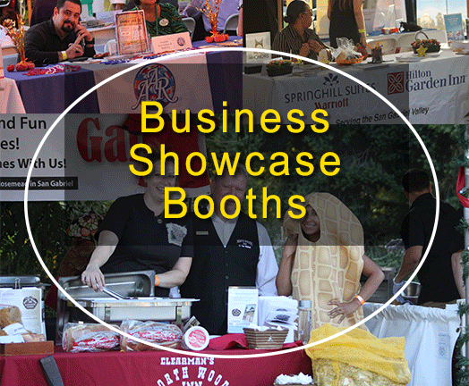 Business Showcase Booths
