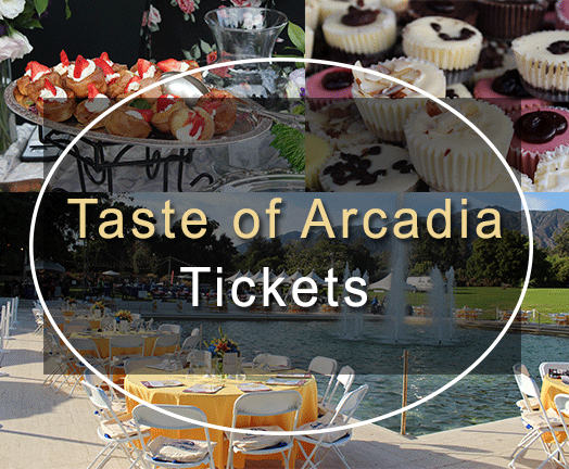 Taste of Arcadia Tickets
