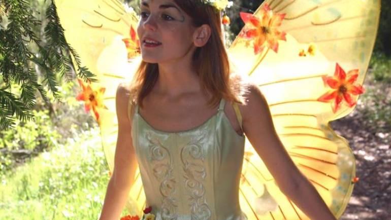 A faery hunt at the LA Arboretum