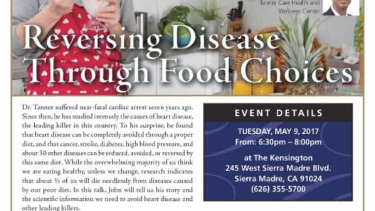 Reversing disease through diet at the Kensington