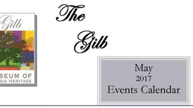 May events at the Gilb