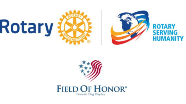Arcadia Rotary Club's 2nd Annual Field of Honor
