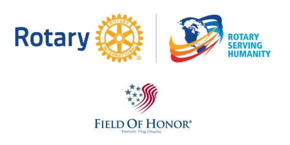Arcadia Rotary Field of Honor