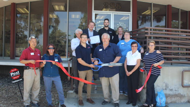 Act NOW CPR & First Aid celebrates with Ribbon Cutting