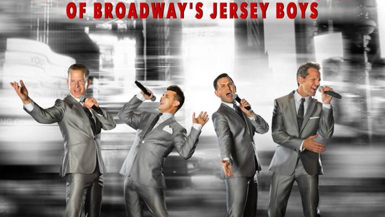 Music from Jersey Boys and Beyond at the Arboretum