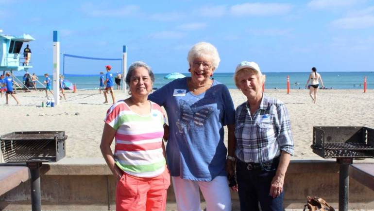 Senior Services: Doheny Beach Trip