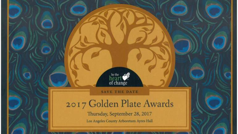 Foothill Unity Golden Plate Awards