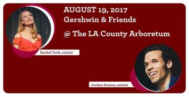 Gershwin & Friends at the Arboretum