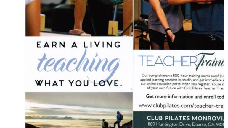 Why Club Pilates?