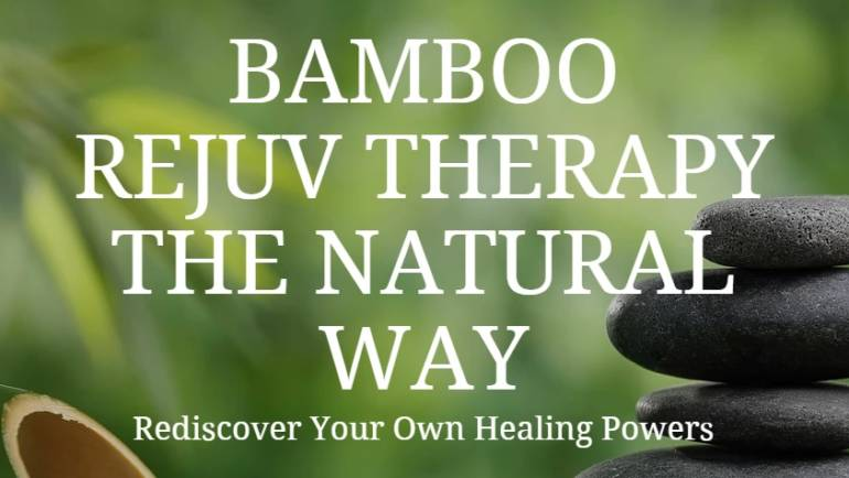 Ribbon Cutting: Bamboo Rejuvenation Therapy