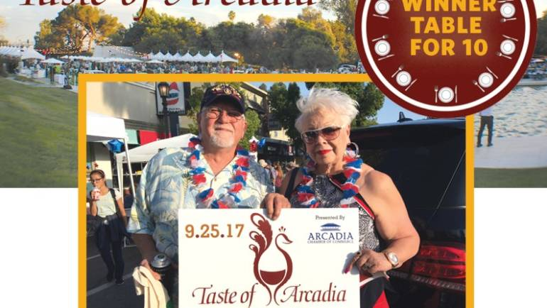 Congrats to Taste Table for 10 winner Louis Lopez!