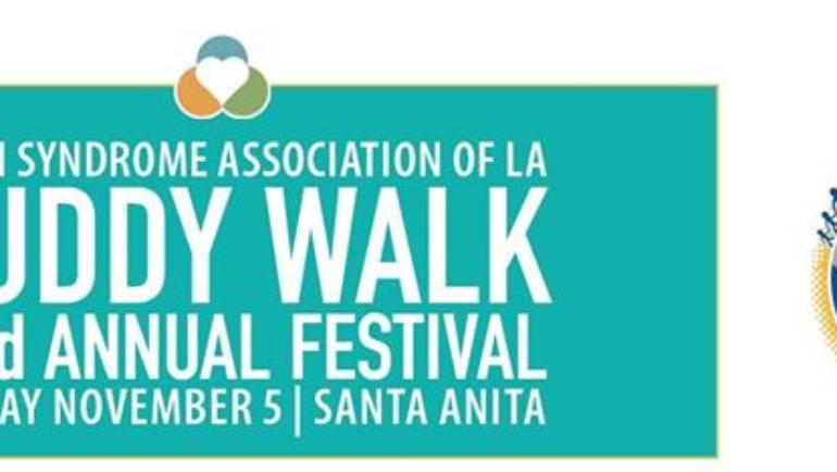 DSALA Buddy Walk at Santa Anita Park