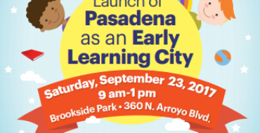 Visit Options for Learning at the launch of Pasadena as an Early Learning City