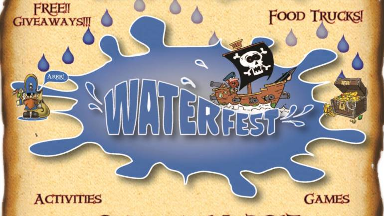 Waterfest with the Upper San Gabriel Valley Municipal Water District