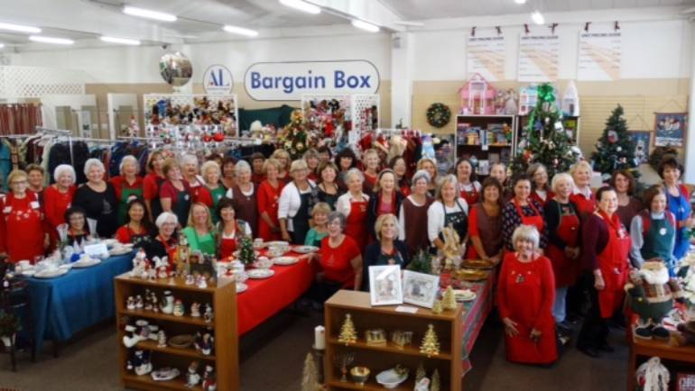 Assistance League of Arcadia Holiday Boutique