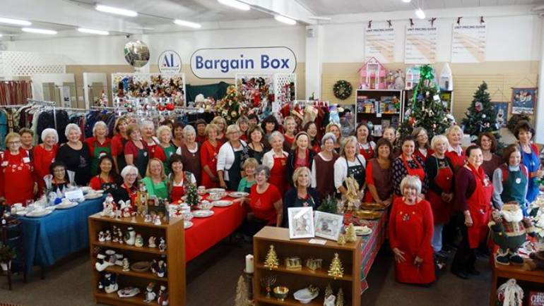 Assistance League Holiday Boutique