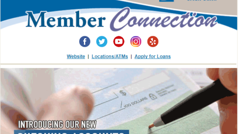 Foothill Credit Union: Member Connection