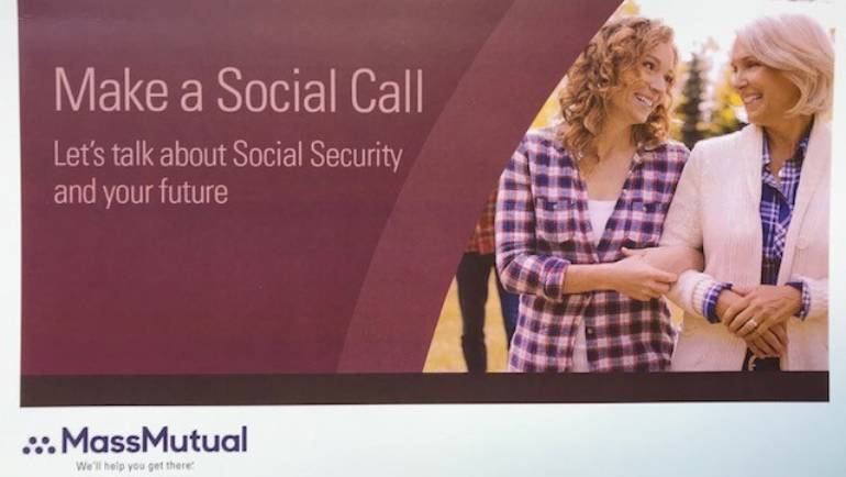 MassMutual Social Security Seminar