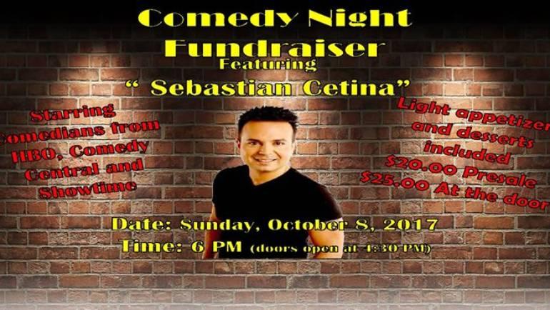 Comedy Night at Villa Catrina