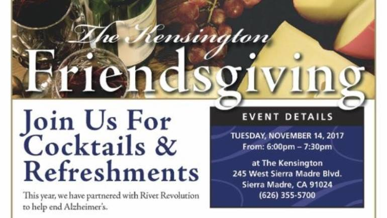The Kensington: Friendsgiving
