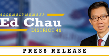 Reminder: Donate to Assemblymember Chau's Holiday Toy Drive