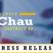 Chau to sign Department of Education Grant to YMCA of WSGV
