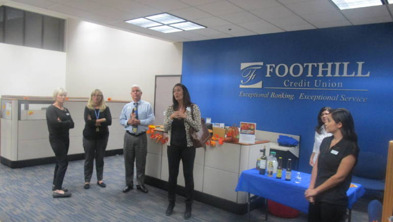 Fall Fun at Foothill Credit Union MIX