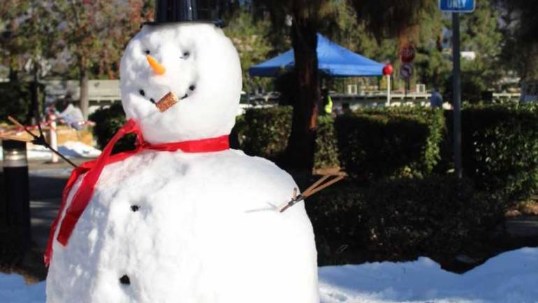 City of Arcadia: Holiday Snow Festival