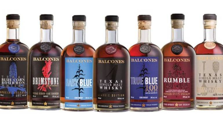 Today: Balcones Whisky Tasting at Vendome Arcadia
