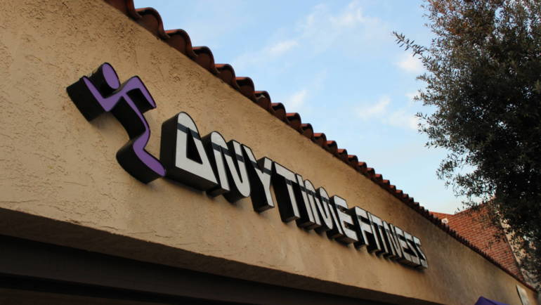 Anytime Fitness is prepping for business