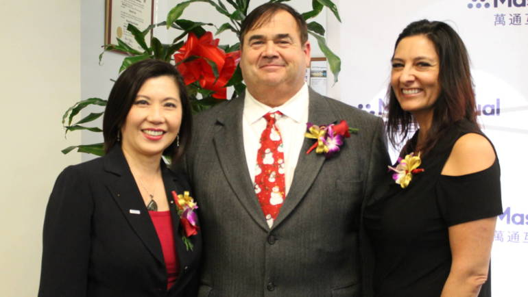 MassMutual Greater Los Angeles cuts ribbon