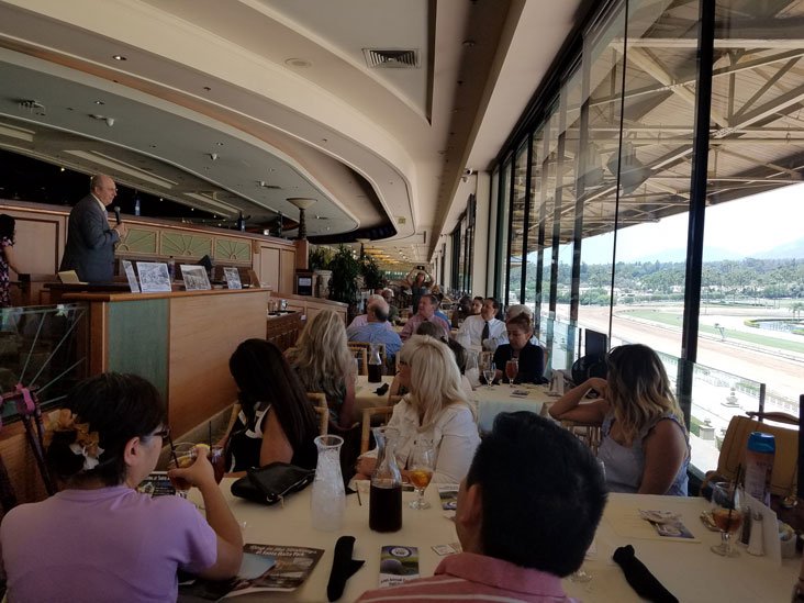 Love Lunch at Santa Anita Race Track