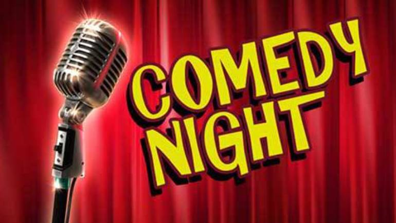 Comedy Night Fundraiser at Villa Catrina