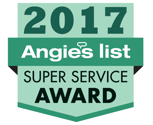 Air-Tech Air Conditioning & Heating earns esteemed 2017 Angie's List Super Service Award