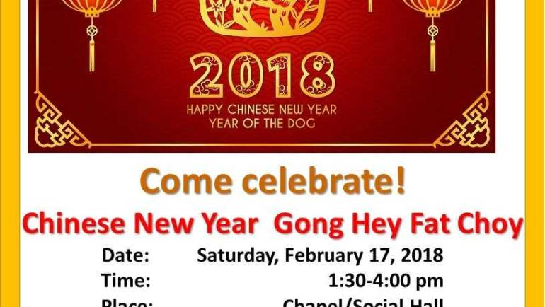 Chinese New Year at California Mission Inn