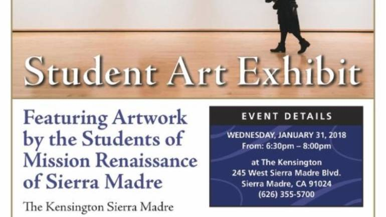 The Kensington: Student Art Exhibit