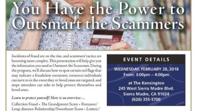 The Kensington: Outsmart the Scammers