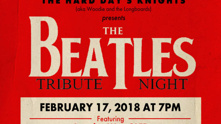 The Beatles Tribute Night at Arcadia Performing Arts Center