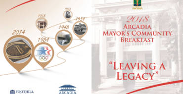 Mayor's Community Breakfast and State of the City