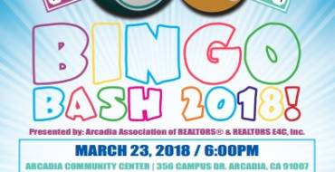 Arcadia Association of Realtors Bingo Night