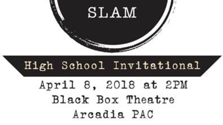 Arcadia Poetry Slam to benefit Foothill Unity Center
