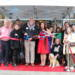 Celebrating the Grand Reveal of Areum Apartments with ribbon cutting ceremony
