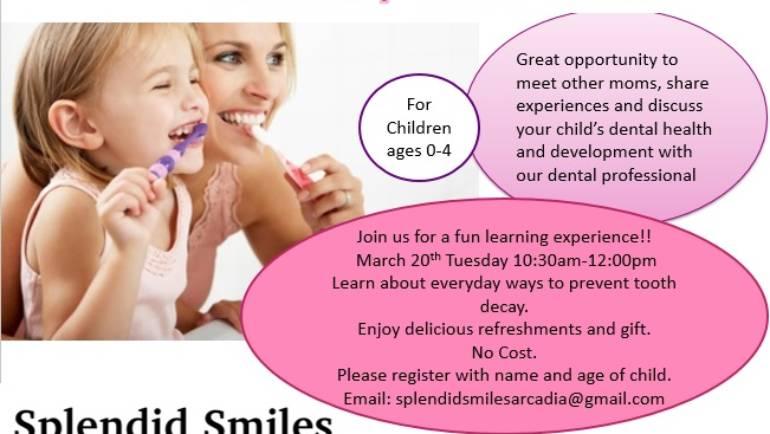 Mommy & Me Event at Splendid Smiles