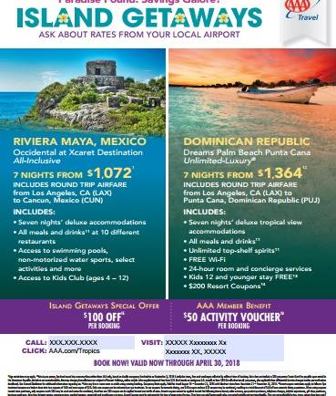 Aloha Days and Island Getaways with AAA
