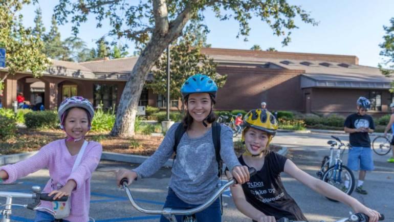 City of Arcadia Community Bike Ride